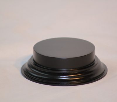 Black Plinth Base 75mm x 15mm