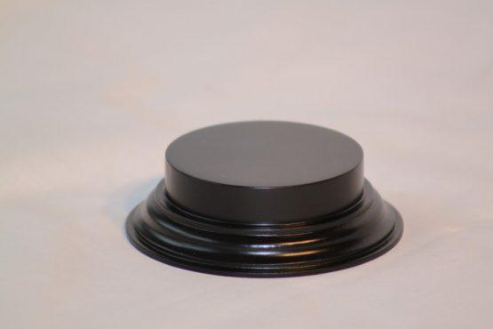 Black Plinth Base 75mm x 15mm