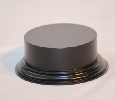 Black Plinth Base 100mm x 33mm