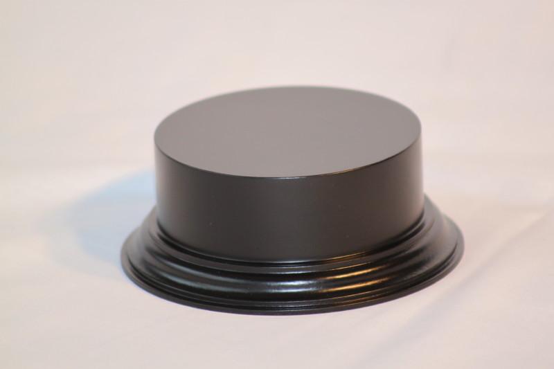 Black Plinth Base 100mm x 33mm