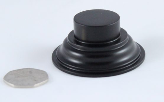Black Plinth Base 30mm x 12mm