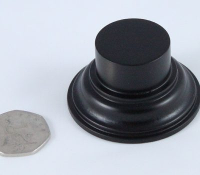 Black Plinth Base 30mm x 15mm