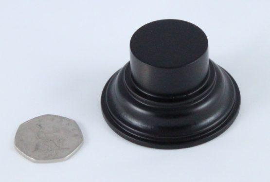 Black Plinth Base 30mm x 15mm