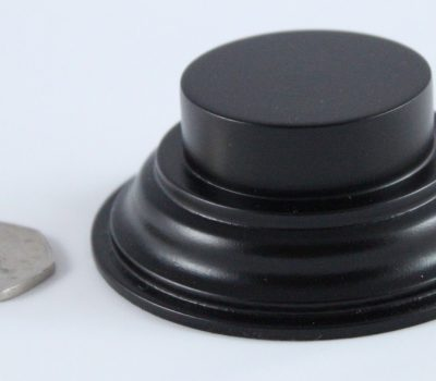 Black Plinth Base 40mm x 12mm