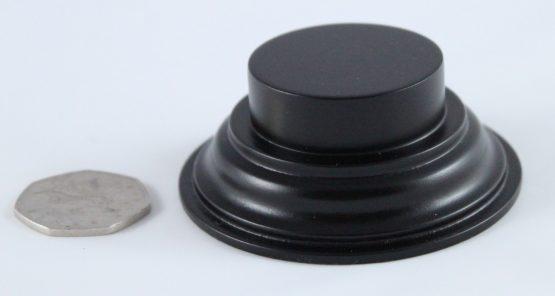 Black Plinth Base 40mm x 12mm