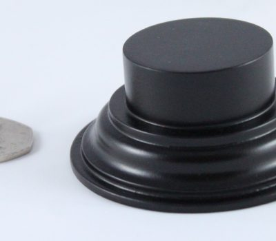 Black Plinth Base 40mm x 15mm