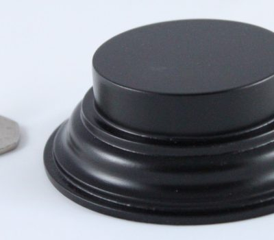 Black Plinth Base 50mm x 12mm