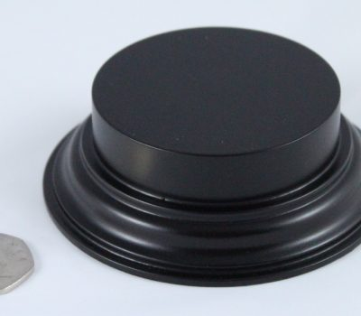 Black Plinth Base 65mm x 15mm
