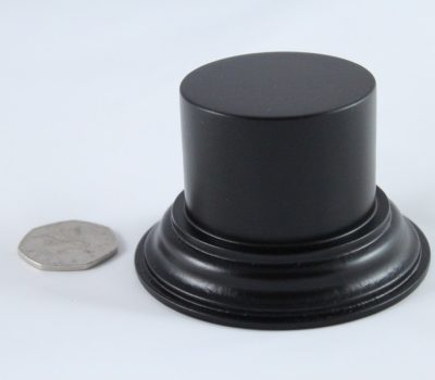 Black Plinth Base 50mm x 33mm