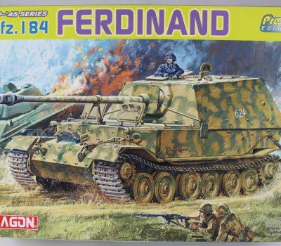 Sd.Kfz.184 FERDINAND (PREMIUM EDITI0N)