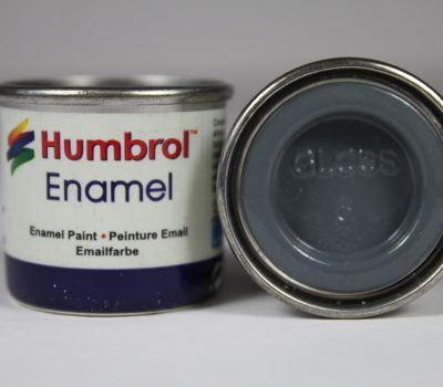 DARK ADMIRALTY GREY GLOSS ENAMEL PAINT 14ml