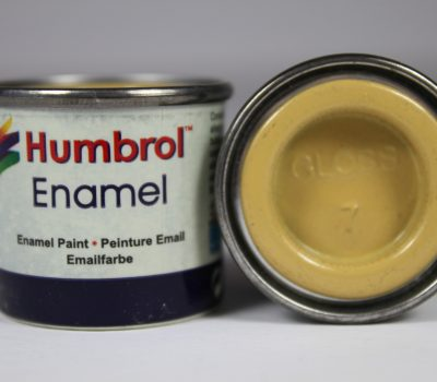 LIGHT BUFF GLOSS ENAMEL PAINT 14ml