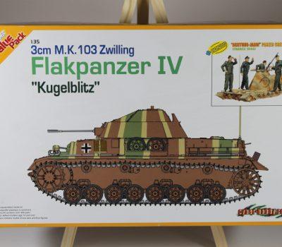 3 cm M.K.103 ZWILLING FLAKPANZERM IV 1/35