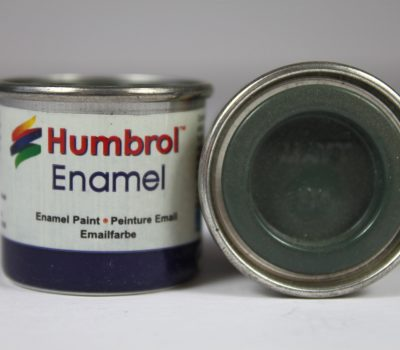 DARK GREEN MATT ENAMEL PAINT 14ml