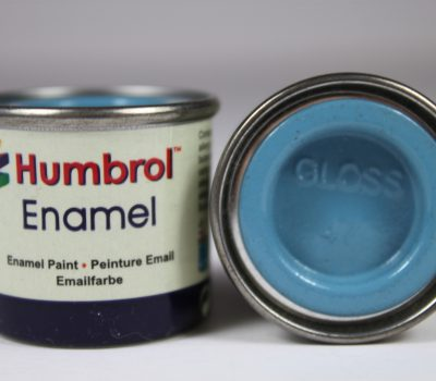 SEA BLUE GLOSS PAINT 14ml