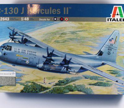 C-130 J HERCULES II 1/48