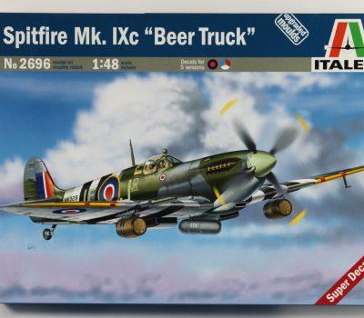 "SPITFIRE MK.IX  ""BEER"""