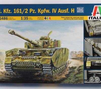 SD.KFZ.161/2 PZ.KPFW. IV AUSF.H 1/35
