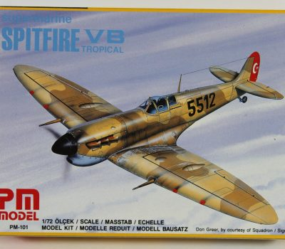 SPITFIRE MK.VB TROPICAL TUAF 1/72