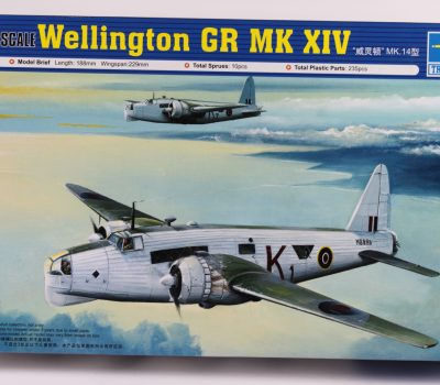 VICKERS WELLINGTON GR MK IXV