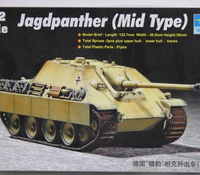 GERMAN JAGDPANTHER (MID TYPE)