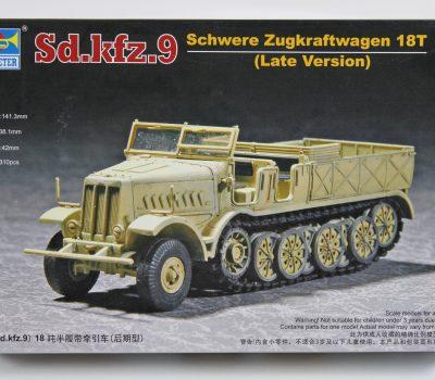 FAMO SdKfz.9 HALF TRACK TYPE F3