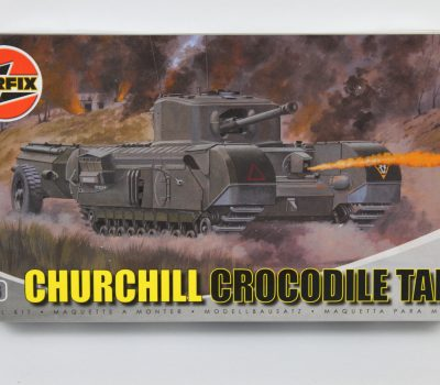 CHURCHILL 'CROCODILE' TANK