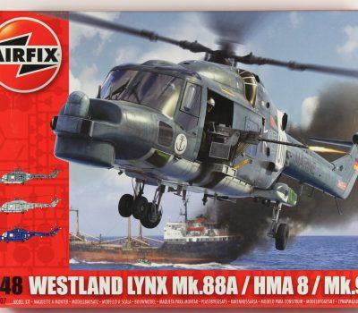 WESTLAND NAVY LYNX HAMA8 HELICOPTER