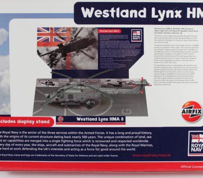 WESTLAND LYNX HELICOPTER GIFT SET