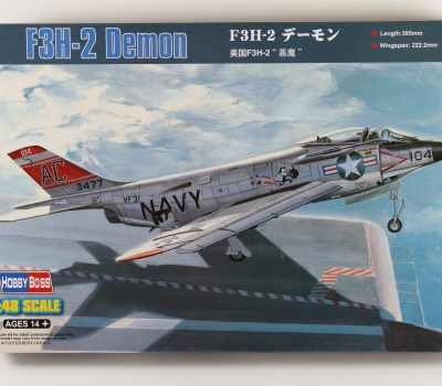 F3H-2 Demon Aircraft Kit