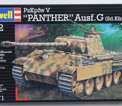 Kpfw.V PANTHER Ausf G