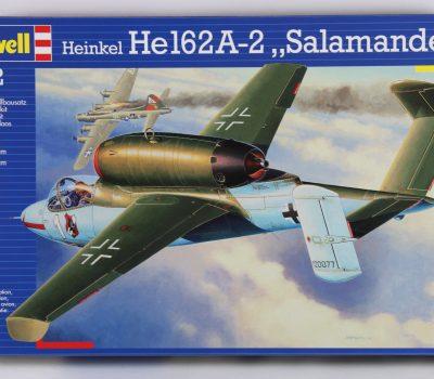 HEINKEL He162A
