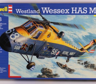 WESSEX HAS MK.3 HELICOPTER