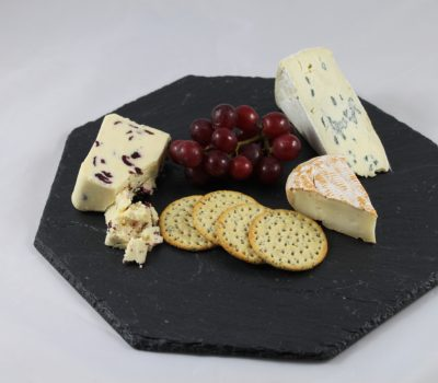 Octagonal Slate Cheese board