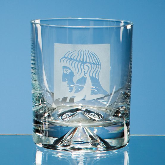 260ml Dimple Base O/F Whisky Tumbler