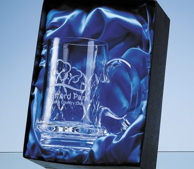 Tankard Satin Lined Presentation Box