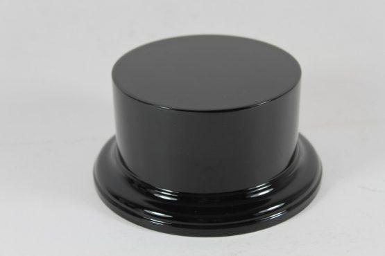 Black Gloss Plinth Model or Trophy Base 110mm x 50mm High