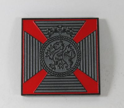 Slate Engraved Coaster quantity 4 of 100mm x 100mm x 10mm Duke of Edinburghs