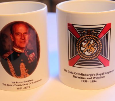 The Duke of Edinburgh's Royal Regiment Mug