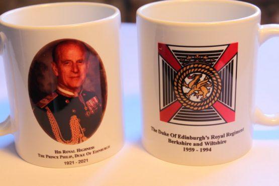 The Duke of Edinburgh's Royal Regiment Mug